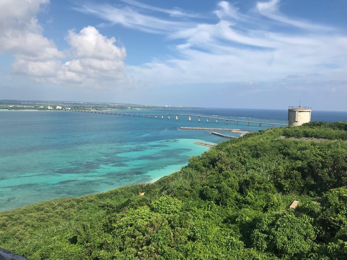 来間島の景色