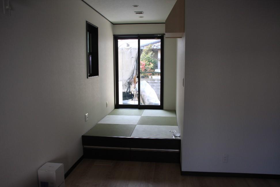 2世帯住宅 1階西側