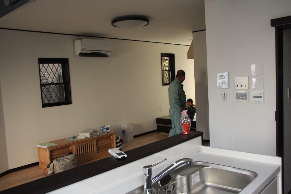 2世帯住宅 1階LDK