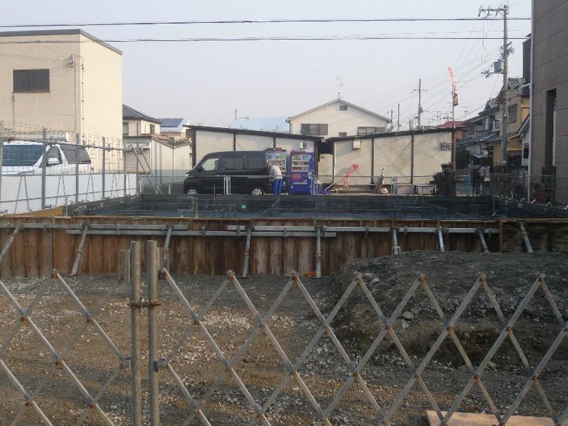 八尾市 基礎工事