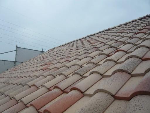 南欧風屋根材