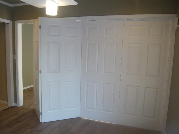 ドアの取っ手修正